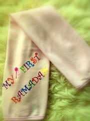 """My First Ramadan"" Pink Blanket"