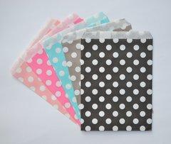 Polka Dots Favor Bags
