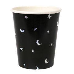 Stars & Moon Foiled Cups