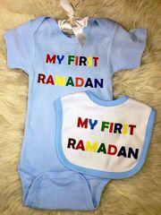 """My First Ramadan"" Blue Set"