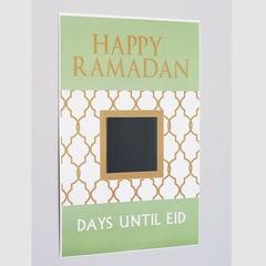 Eid Countdown Poster-Casablanca