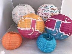 Round Paper Lantern Kit