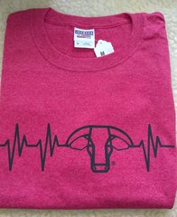 Santa Gertrudis Heartbeat YOUTH Tee
