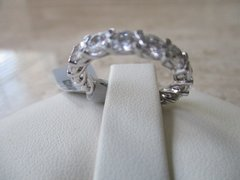 Eternity ring Ajaffe
