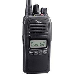 F2000S 23 450-512MHz UHF, 128 CH, LCD, 4-Key. Waterproof