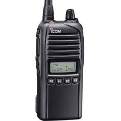 F3230DS 13 136-174MHz VHF IDAS 128 Channel MultiTrunk Portable with Display