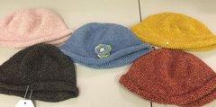 Hand Crocheted Cloche