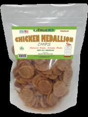 Chicken Jerky Medallios