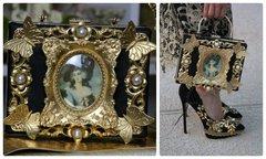 SOLD! 776  Victorian Vintage Style Rhinestone Vivid Flower Sigar Box Handbag Trunk