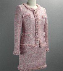1634 Madam Coco 2 Colors Warm Elegant Blazer