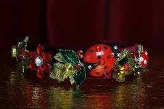 1925 Ladybug Designer Inspired Ladybug Headband