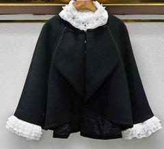 1316 Designer Inspired Victorian Vintage Style Lace Bolero