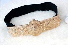 1530 Vintage Style Baroque Waist Belt