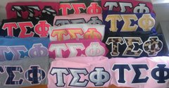 Greek Letter TShirts