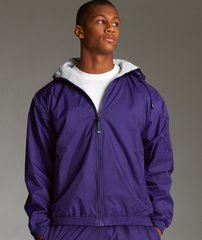 Sorority/Fraternity Full Zip Hooded Jackets