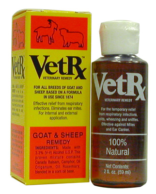 VetRX Goat & Sheep