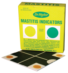 Mastitis Indicators