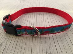 "5/8"" Alaska Flat Buckle Dog Collar"