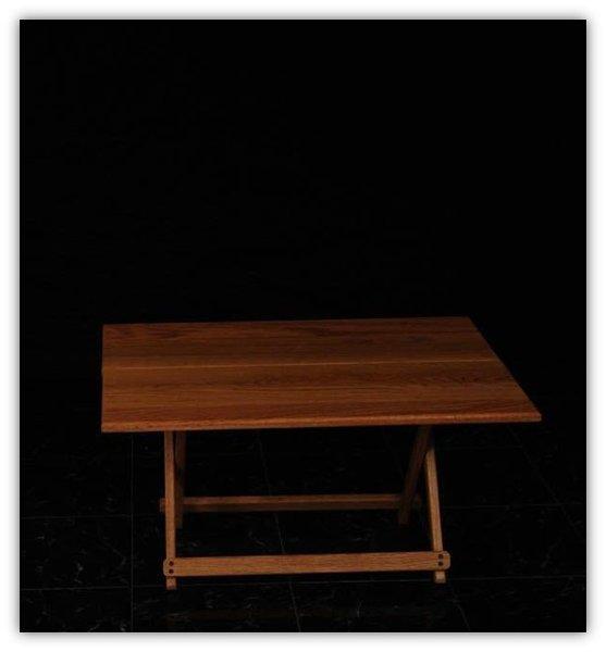 Oak Folding Coffee Table Oak Folding Tables