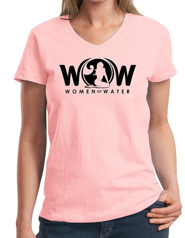 FUNDRAISER-Keep It Classic 'WOW' Short Sleeve Comfort Cotton Tshirt