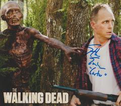 Ethan Embry autograph 8x10, The Walking Dead, Inscription: Carter