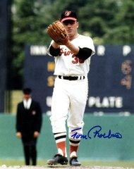 Tom Phoebus autograph 8x10, Baltimore Orioles