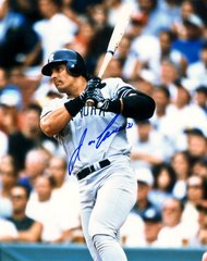 Jose Canseco, autographed 8x10, New York Yankees