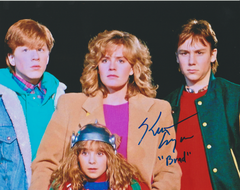 "Keith Coogan autograph 8x10 Adventures of Babysitting ""Brad"""