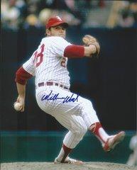 Wilbur Wood autograph 8x10, Chicago White Sox