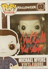 Nick Castle autograph FUNKO Pop, Michael Myers (The Shape)