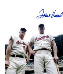 Frank Howard autograph 8x10, Washington Senators