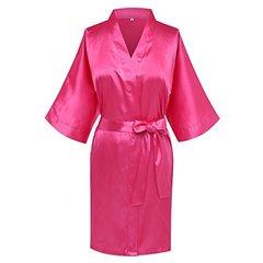 Lux Satin Robes