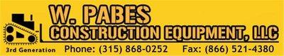 William Pabes Construction Equipment LLC.