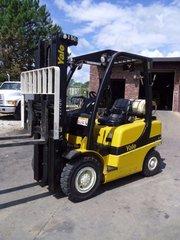 2006 YALE GLP050VX 5000lbs Cap Forklift