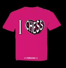 I Heart/ Love Chess
