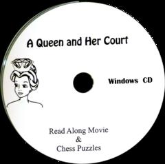 A Queen & Her Court - CD