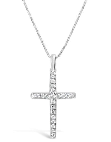 Large diamond cross pendant engagement rings diamond jewelry large diamond cross pendant mozeypictures Choice Image