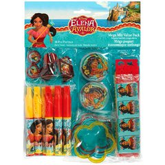 ©Disney Elena of Avalor Mega Mix Value Pack Favors