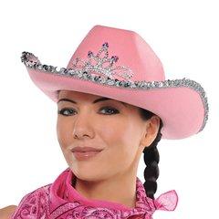 Cowgirl Rhinestone Hat