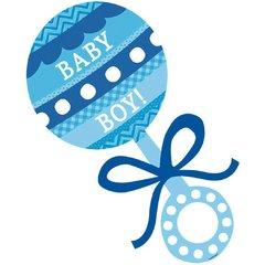 Baby Boy Generic Cutout