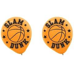 Basketball Latex Balloons