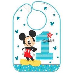 ©Disney Mickey's Fun To Be One Baby Bib
