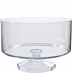 Clear Medium Trifle Container