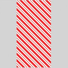 Candy Cane Treat Sack
