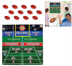 End Zone Sticky Toss Game