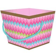 Wide Bucket - Pink
