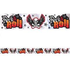 Rock On Foil Banner