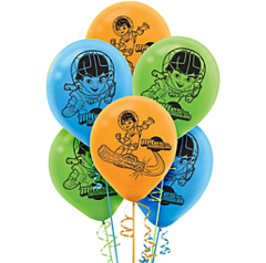 ©Disney Miles From Tomorrowland Printed Latex Balloons
