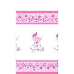 Celebrate Baby Girl Plastic Table Cover