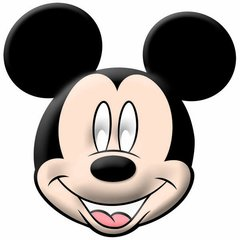 ©Disney Mickey Mouse Vac Form Mask